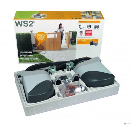 Kit de 1 Motor con central WS1SC, 1 Motor WS1SK, 2 GTX4, 1 PH100 Y 1 FL100