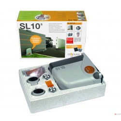 Kit de 1 Motor SL10SC, 2 GTX4, 1 PH100 y 1 FL100