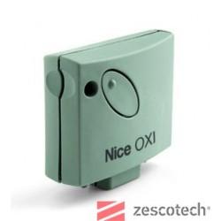 Receptor OXI Nice: Para mandos Nice Flor-s, Inti, One