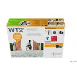 Kit de 1 Motor con central WT1SC, 1 Motor WT1SK, 2 GTX4, 1 PH100 Y 1 FL100