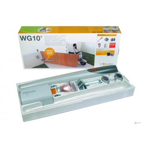 Kit de 1 Motor WG10SK, 1 Central CL20S, 2 GTX4, 1 PH100 Y 1 FL100