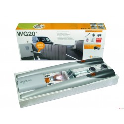 Kit de 2 Motores  WG10SK, 1 Central CL20S, 2 GTX4, 1 PH100 Y 1 FL100