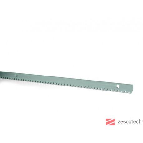 Cremallera metálica Nice M4 (100 cm)