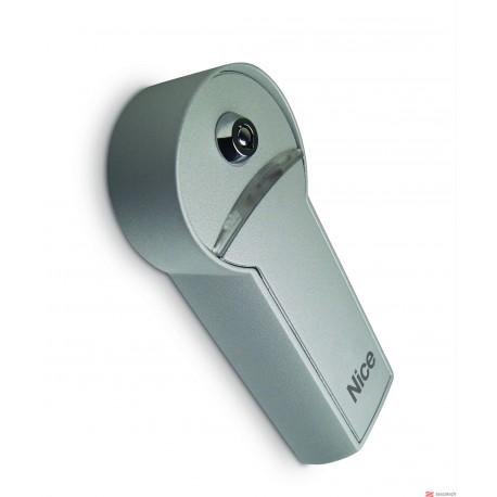 KIO: Selector Nice de llave con desbloqueo
